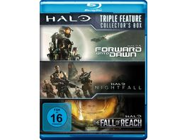 HALO Triple Feature Collector s Box 3 BRs