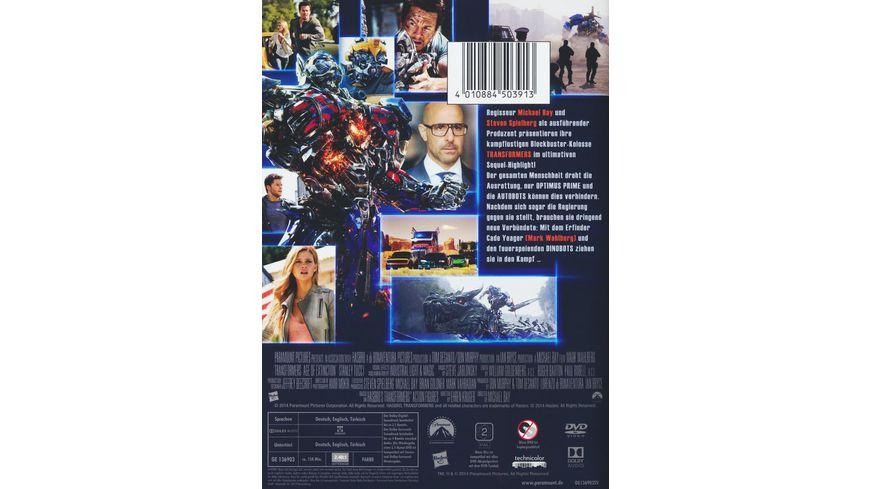 Transformers 4 Aera des Untergangs