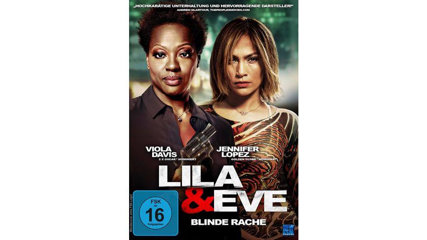Lila Eve Blinde Rache