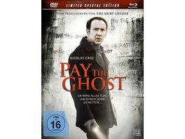Pay the Ghost DVD Mediabook