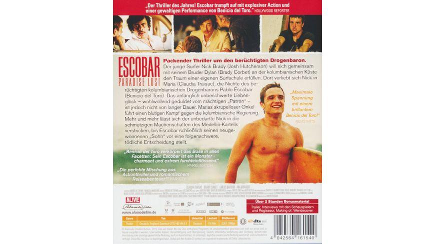 Escobar Paradise Lost SE