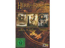 Der Herr der Ringe Trilogie Box Set 3 DVDs