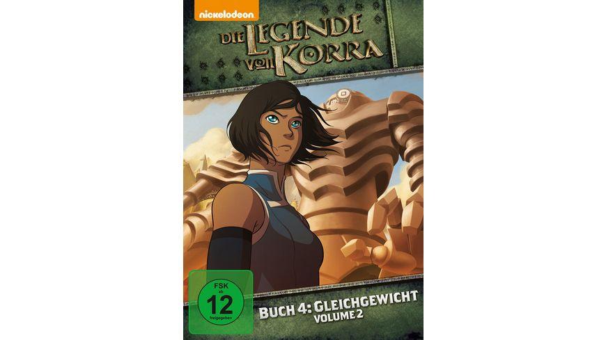 Die Legende von Korra Buch 4 Gleichgewicht Volume 2