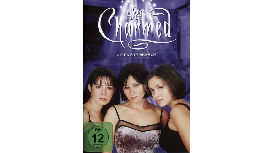 Charmed Season 1 6 DVDs