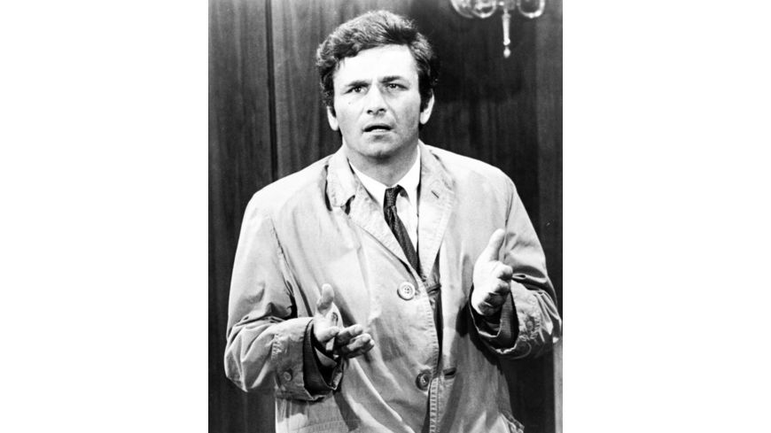 Columbo Season 1 4 DVDs
