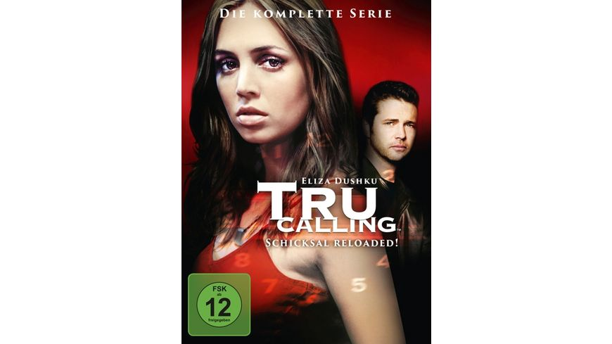 Tru Calling Schicksal reloaded Kompl Serie 8 DVDs