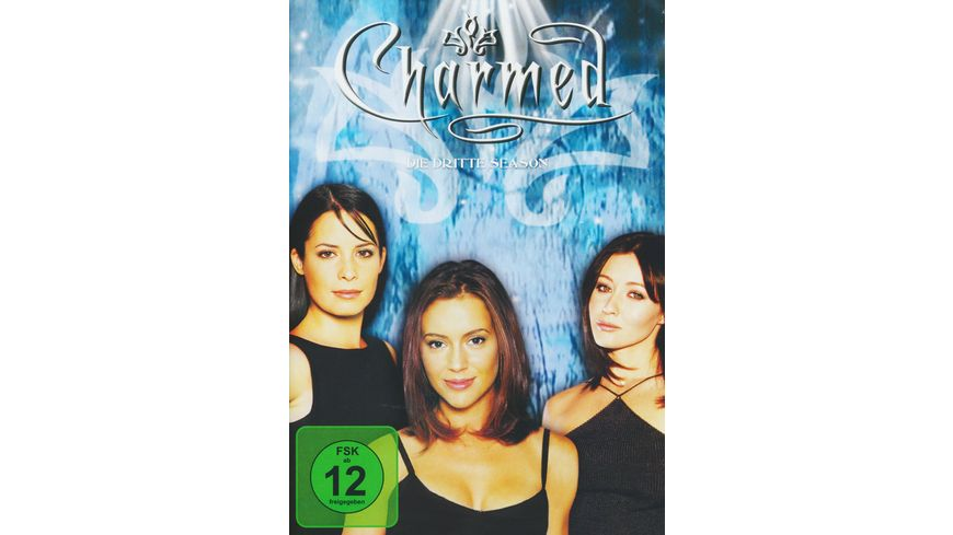 Charmed Season 3 6 DVDs