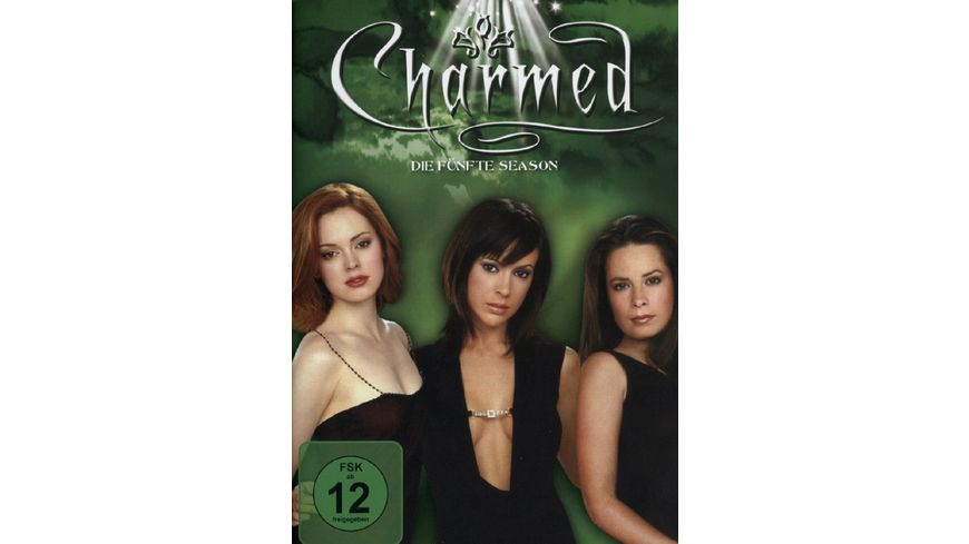 Charmed Season 5 6 DVDs