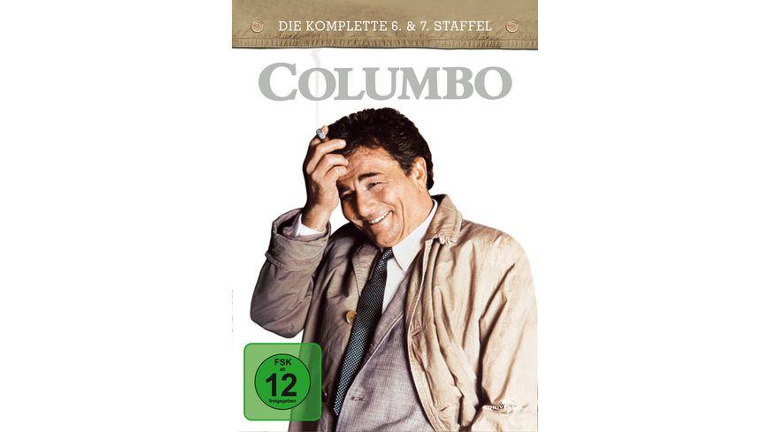 Columbo Season 6 7 3 DVDs
