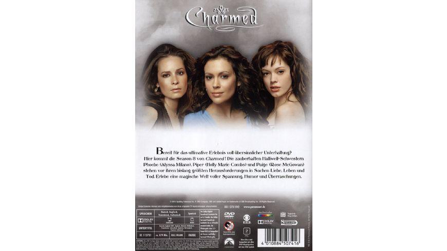Charmed Season 8 6 DVDs