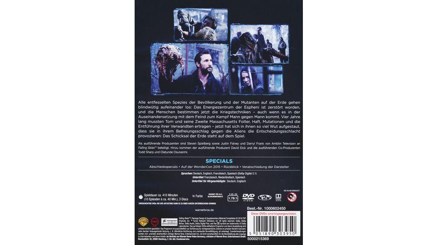 Falling Skies Staffel 5 3 DVDs