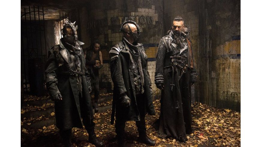 The 100 Die komplette 2 Staffel 4 BRs