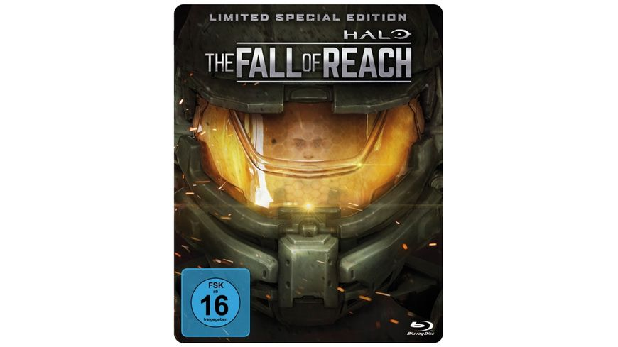 Halo The Fall of Reach Steelbook LE
