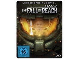 Halo The Fall of Reach Steelbook LE