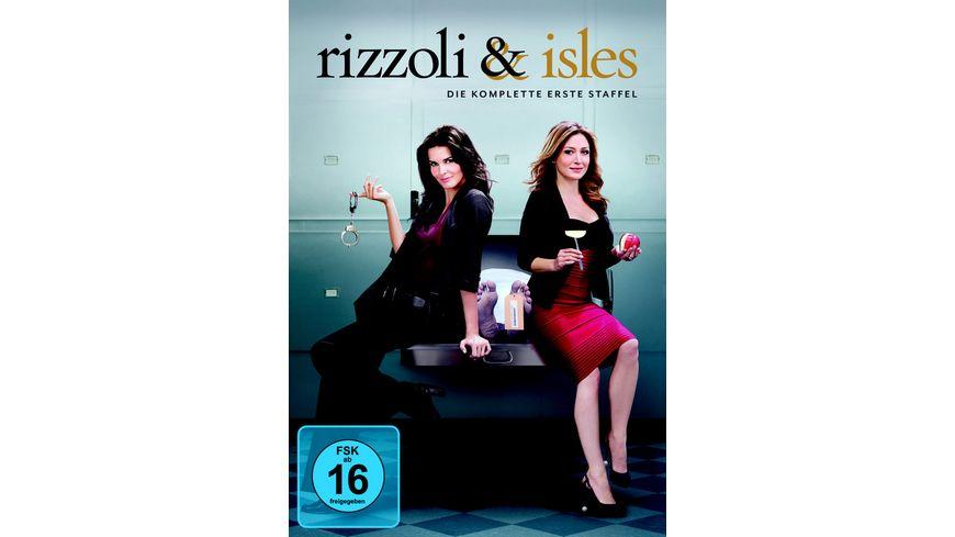 Rizzoli & Isles - Staffel 1  [3 DVDs]