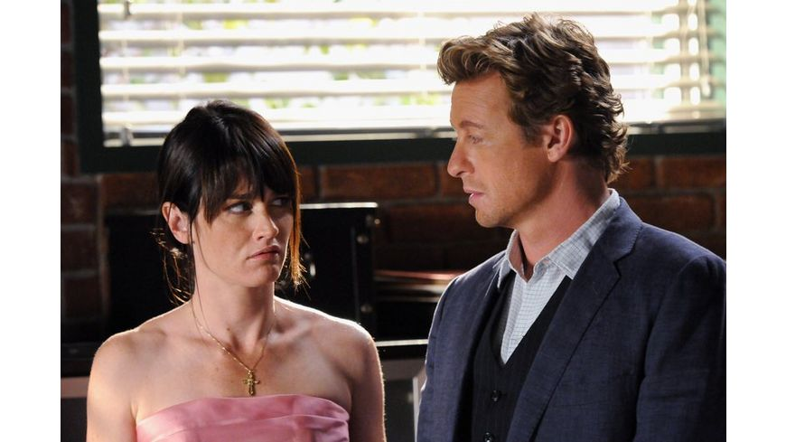 The Mentalist Staffel 3 5 DVDs