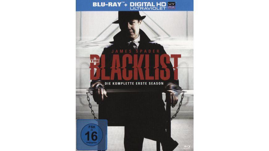 The Blacklist Season 1 6 BRs
