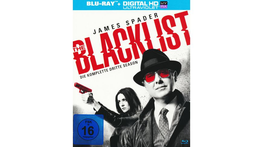 The Blacklist Season 3 6 BRs