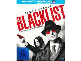 The Blacklist Season 3 6 BRs