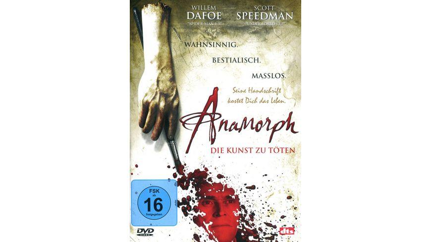 Anamorph Die Kunst zu toeten