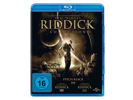 Riddick Collection 3 BRs