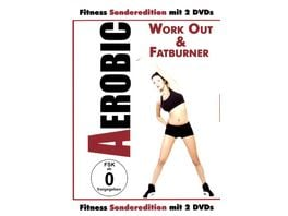 Aerobic Workout Fatburner 2 DVDs