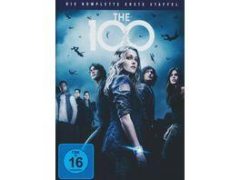 The 100 Die komplette 1 Staffel 3 DVDs