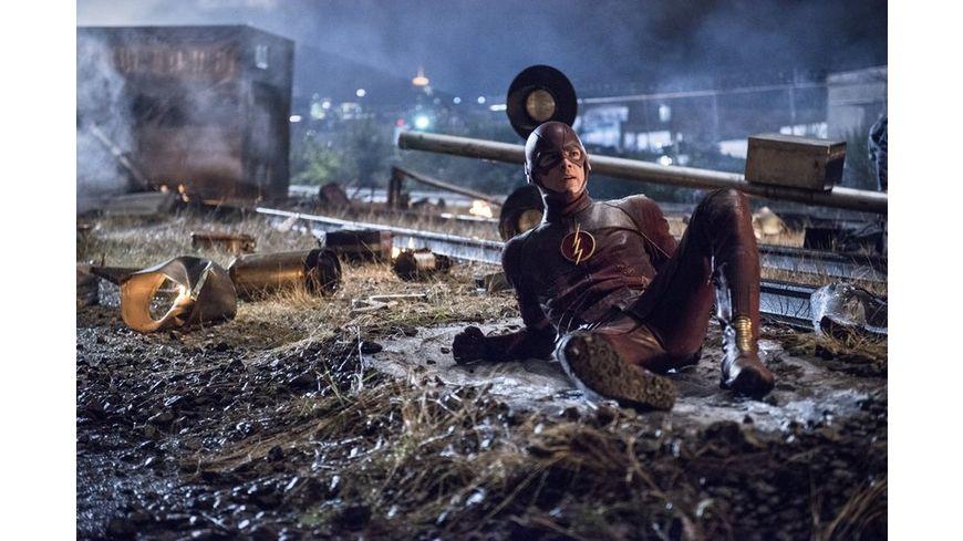 The Flash Die komplette 1 Staffel 4 BRs