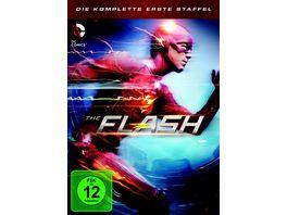 The Flash Die komplette 1 Staffel 5 DVDs