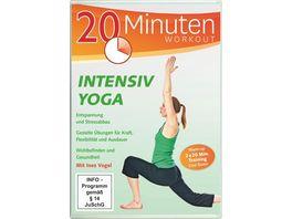 20 Minuten Workout Intensiv Yoga