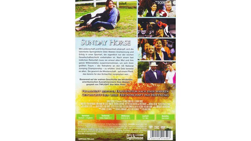 Sunday Horse Ein Bund fuers Leben