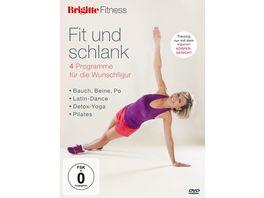Brigitte Fit Schlank 4 Wochen Programme fuer die Wunschfigur
