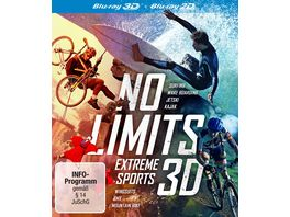 No Limits Extreme Sports 3D 3 BR3Ds inkl 2D Version
