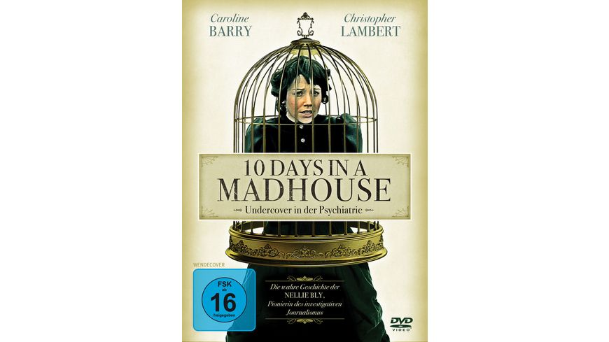 10 Days in a Madhouse Undercover in der Psychiatrie