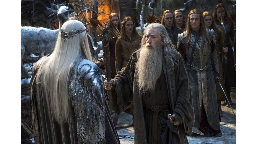 Der Hobbit 3 Die Schlacht der fuenf Heere 2 BR3Ds Blu ray Bonus Blu ray