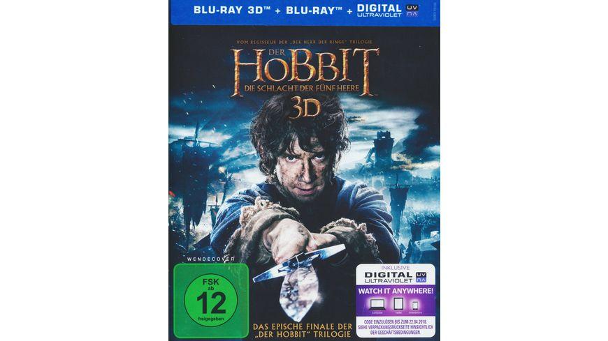 Der Hobbit 3 Die Schlacht Der Fünf Heere 2 Br3ds Blu Ray