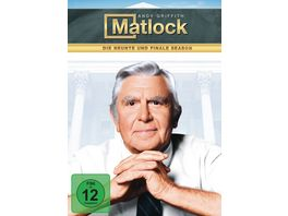 Matlock Season 9 5 DVDs