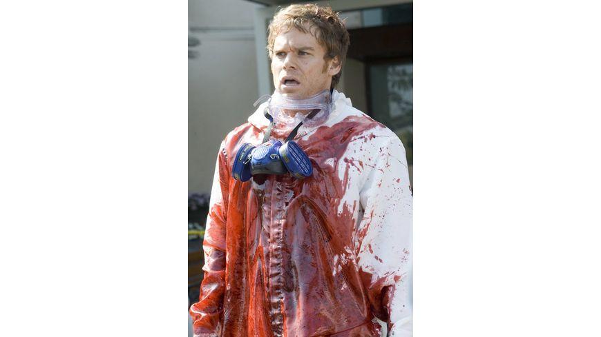 Dexter Die erste Season 4 DVDs