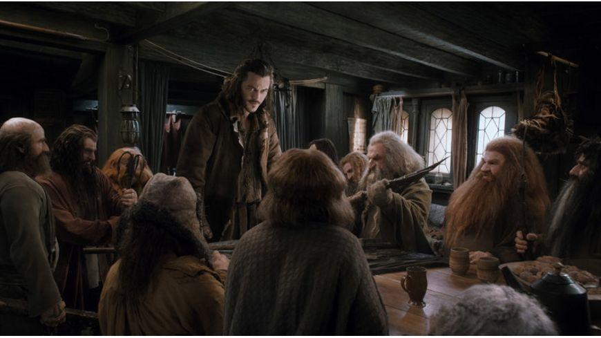 Der Hobbit 2 Smaugs Einoede 2 BRs