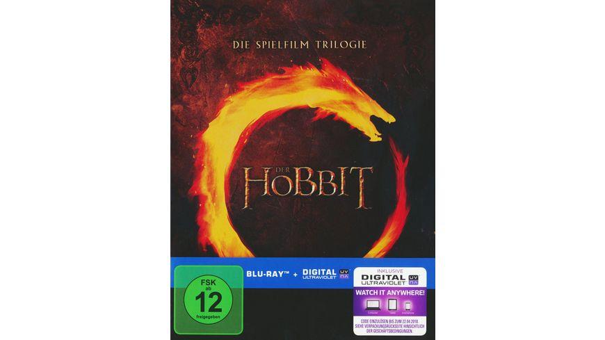 Der Hobbit Trilogie 6 BRs
