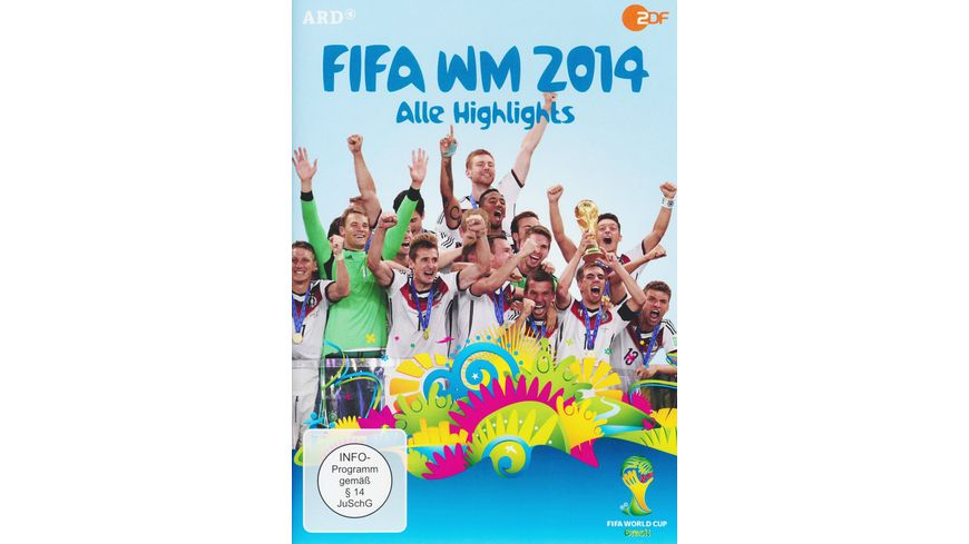 FIFA WM 2014 Alle Highlights
