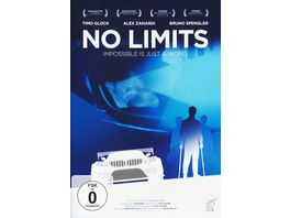 No Limits Impossible is just a word