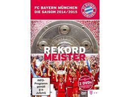 FC Bayern Muenchen Saison 2014 2015
