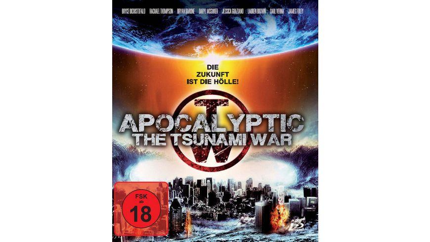Apocalyptic The Tsunami War