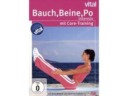 Vital Bauch Beine Po Intensiv mit Core Training