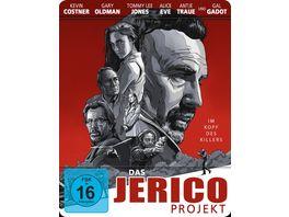 Das Jerico Projekt Im Kopf des Killers Steelbook
