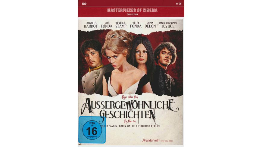 Aussergewoehnliche Geschichten Masterpieces of Cinema Collection