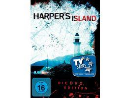 Harper s Island 4 DVDs