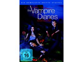 The Vampire Diaries Staffel 3 6 DVDs