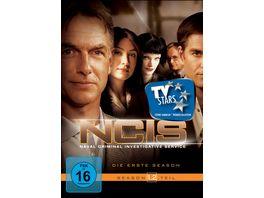 NCIS Naval Criminal Investigate Service Season 1 2 3 DVDs